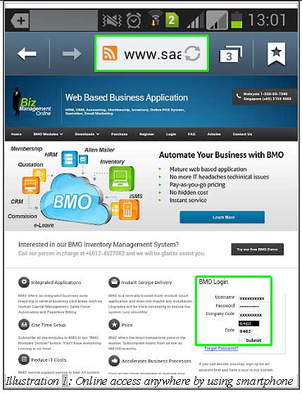 BMO inventory online access anywhere 1