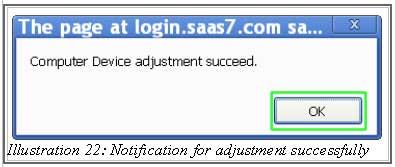 BMO Inventory Adjustment Item 22