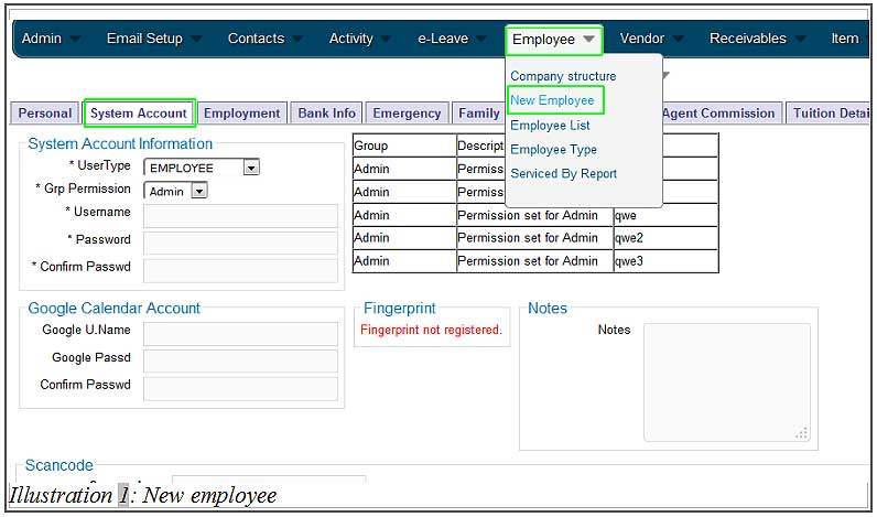 employee management inventory and purchasing system Learn the inventory management benefits of  create specific access rights for each individual employee  this web app is a great inventory management system.
