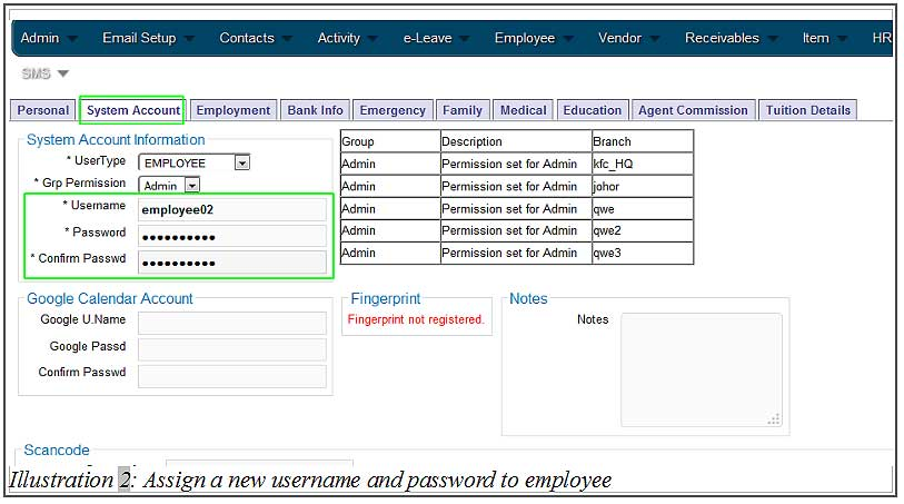 BMO inventory employee login 2