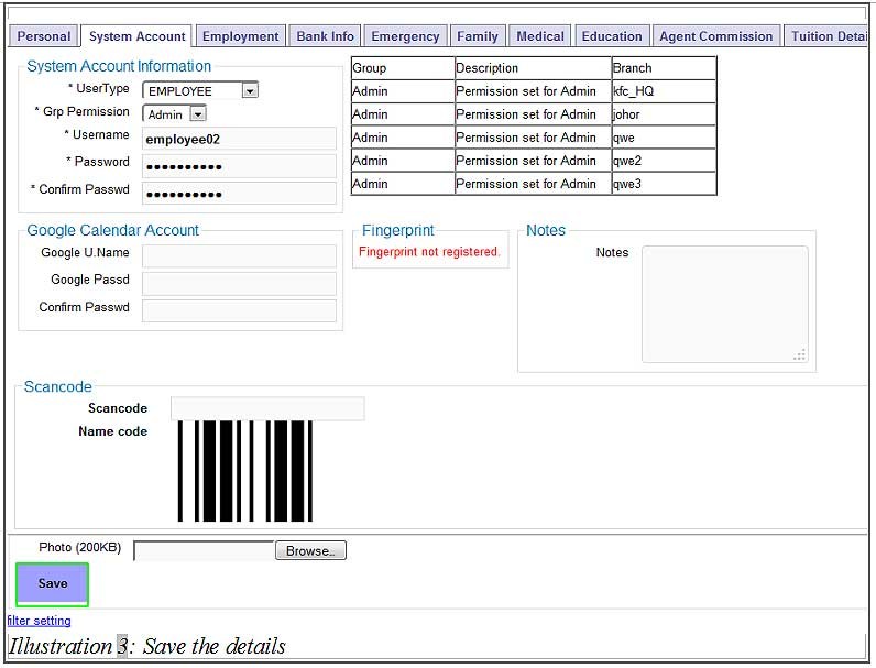 BMO inventory employee login 3