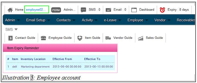 BMO inventory employee login 5